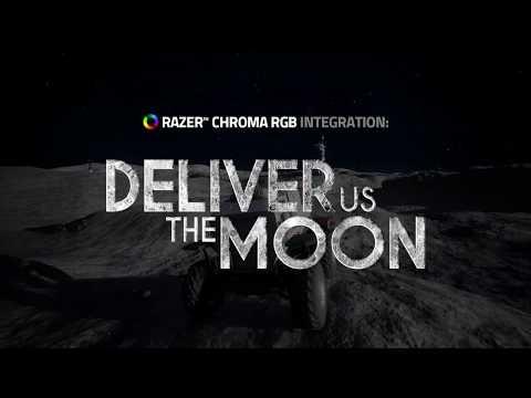 Razer Chroma RGB Integration   Deliver Us The Moon