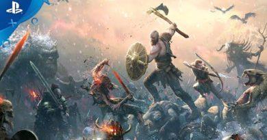 God of War - Worlds Collide Podcast Episode 3: Raising Atreus for Battle | PS4