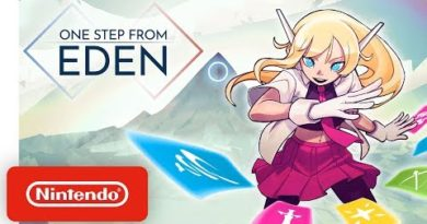 One Step From Eden - Release Date Announcement - Nintendo Switch