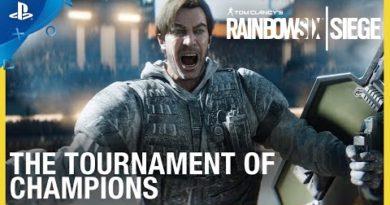 Rainbow Six Siege - The Tournament of Champions: Six Invitational 2020 | PS4