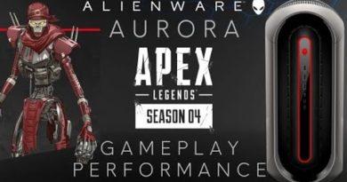 Aurora Ryzen Edition - Apex Legends : Season 4 Gameplay Performance