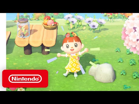 Animal Crossing: New Horizons - Your Island Escape, Your Way - Nintendo Switch