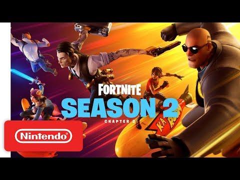 Fortnite Chapter 2: Season 2 - Cinematic Trailer - Nintendo Switch