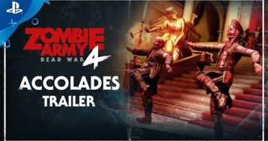 Zombie Army 4: Dead War – Accolades Trailer | PS4