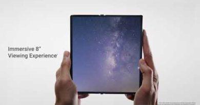 Huawei Mate Xs - pushing the boundaries, once again.