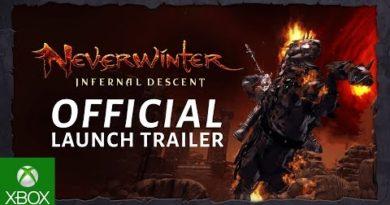 Neverwinter: Infernal Descent Official Launch Trailer