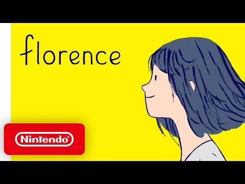 Florence - Release Date Trailer - Nintendo Switch