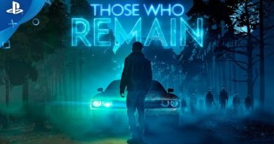 Those Who Remain - Release Date Trailer | PS4
