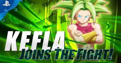 Dragon Ball FighterZ - Kefla Trailer   PS4