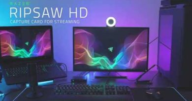 Start your streaming journey with the new Razer Ripsaw HD