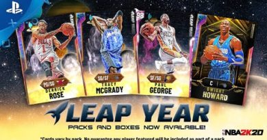 NBA 2K20 - MyTEAM: Leap Year Pack | PS4