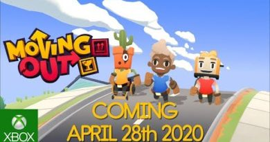 Moving Out Launch Date Announcement