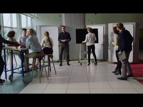 Microsoft Surface & Steelcase collaborate to help customers transform their workplace