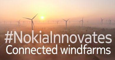 Nokia innovations enabling cost-saving benefits for windfarm operators