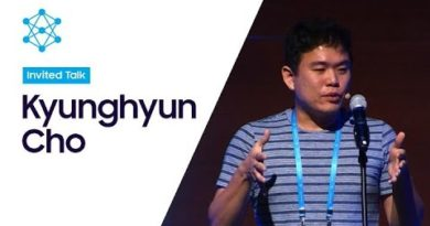 [SAIF 2019] Day 1: Three Flavors of Neural Sequence Generation - Kyunghyun Cho | Samsung