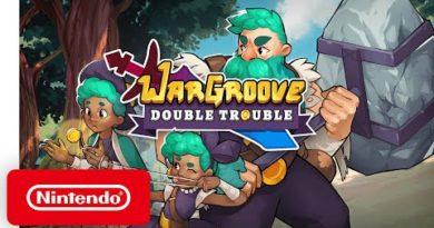 Wargroove: Double Trouble - Launch Trailer - Nintendo Switch