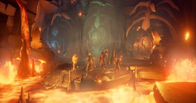 Say hello to Heart of Fire: Free update adds Tall Tale and new weaponry to Sea of Thieves