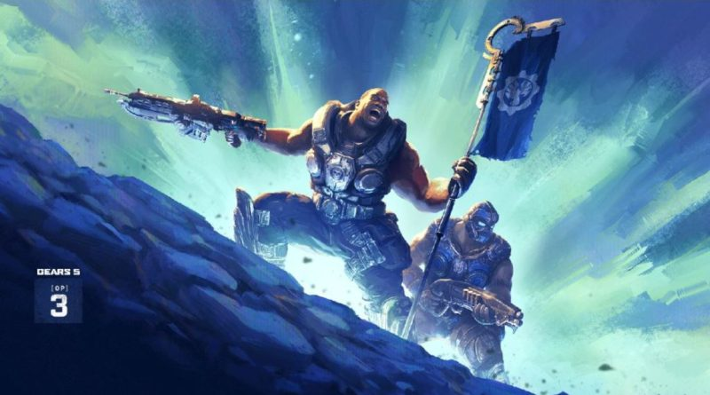 Now available for free, Gears 5 – Operation 3: Gridiron introduces new capture-the-flag mode, 4 new characters and more
