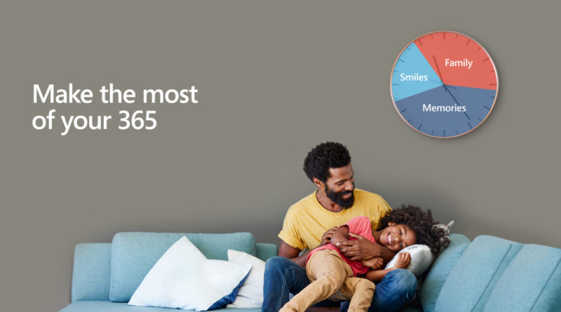 Introducing the new Microsoft 365 Personal and Family subscriptions