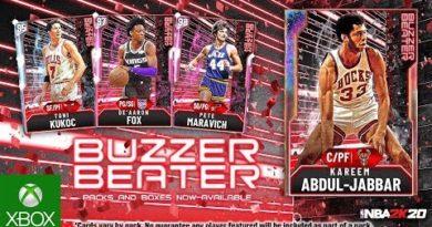NBA 2K20 MyTEAM: Buzzer Beater #2