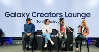 Galaxy Creators Lounge: At Unpacked February 2020 - Creators Talk   Samsung