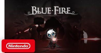 Blue Fire - Announcement Trailer - Nintendo Switch