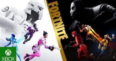 Fortnite - Spy Games
