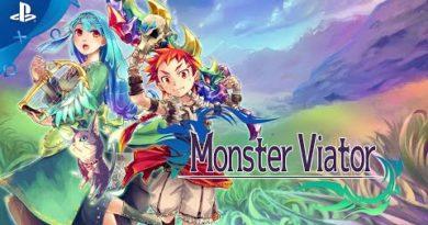 Monster Viator - Official Trailer   PS4