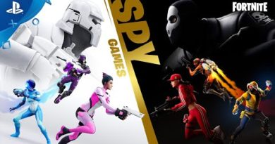 Fortnite - Spy Games   PS4