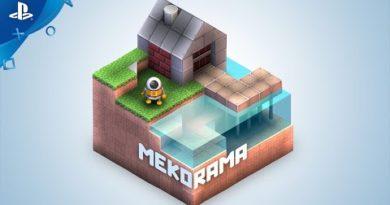 Mekorama - Gameplay Trailer   PS4, Vita