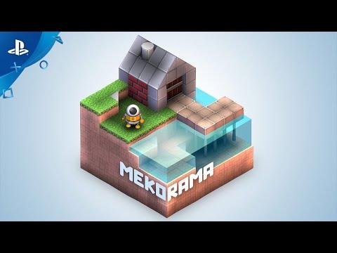 Mekorama - Gameplay Trailer | PS4, Vita
