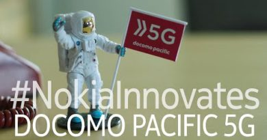 Nokia innovations enable DOCOMO PACIFIC to deliver commercial 5G in a remote part of the Pacific