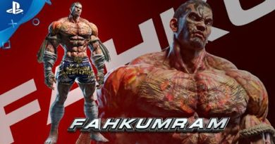 Tekken 7 - Fahkumran & Cave of Enlightenment Trailer | PS4