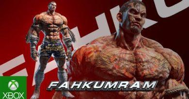 Tekken 7|Fahkumran & Cave of Enlightenment
