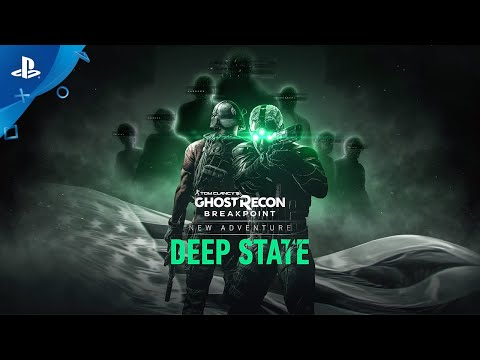 Tom Clancy's Ghost Recon Breakpoint - Deep State Trailer | PS4