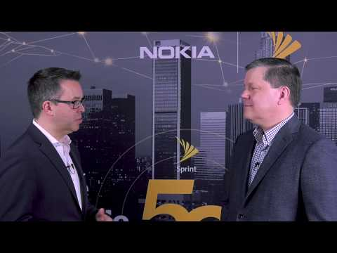 Industry first 5G ENDC MU-MIMO demonstration by Sprint and Nokia