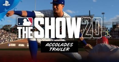 MLB The Show 20 - Accolades Trailer | PS4