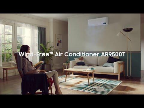 New Wind-Free™ Air Conditioner | Samsung