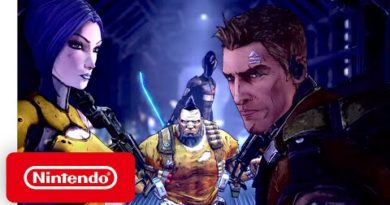 Nintendo Switch - 2K Games  - Announcement Trailer