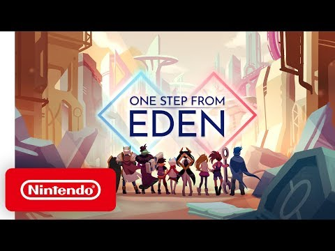 One Step from Eden - Launch Trailer - Nintendo Switch