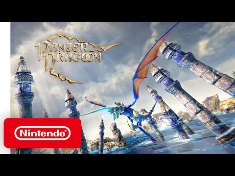 Nintendo Switch - Panzer Dragoon  - Launch Trailer