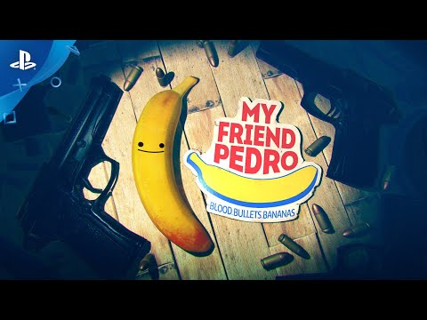 My Friend Pedro - Gameplay Trailer | PS4