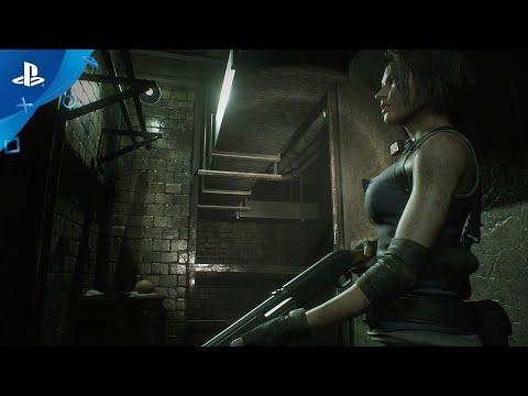 Resident Evil 3 - Jill Valentine Character Trailer | PlayStation 4
