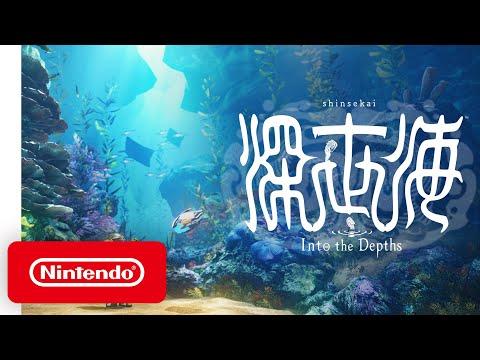 Nintendo Switch - Shinsekai: Into the Depths  - Launch Trailer