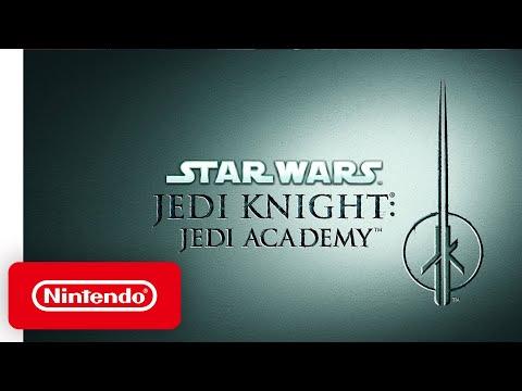 Nintendo Switch - Jedi Knight: Jedi Academy - Launch Trailer