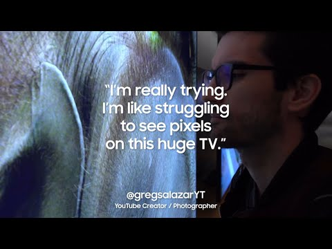 The First Look: Changing the way you watch | Samsung