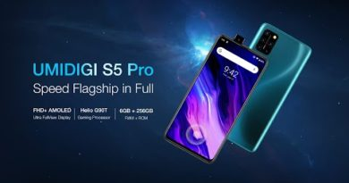Introducing UMIDIGI S5 Pro: Our Fastest and Most Beautiful Flagship!