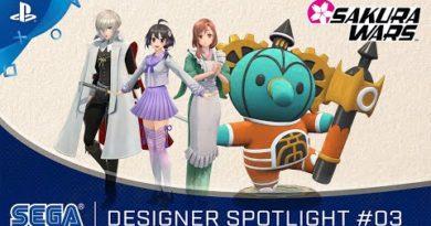 Sakura Wars - Designer Spotlight #03 | PS4