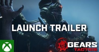 Gears Tactics Launch Trailer