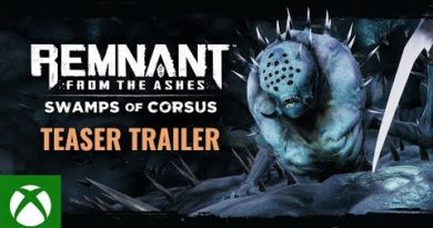 Remnant: From the Ashes - Swamps of Corsus | Survival Mode Trailer